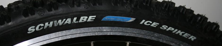 Test av vinterdekk til sykkelen