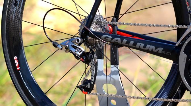 Hvordan justere bakgiret på en sykkel?